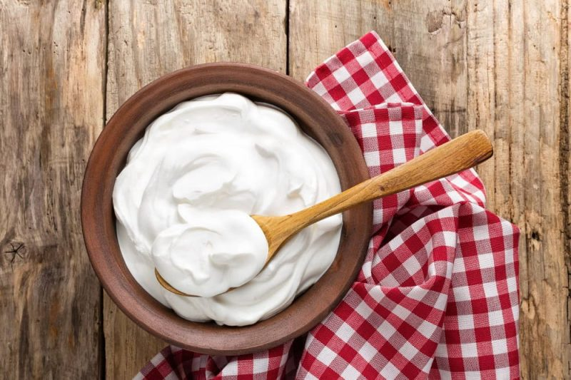 Crème fraîche pour une femme enceinte : Autorisé pendant la grossesse ?