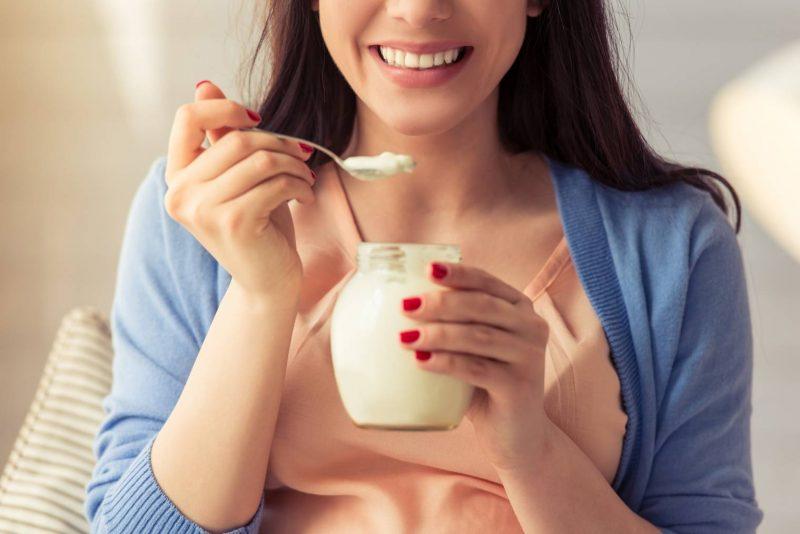 yaourt femme enceinte