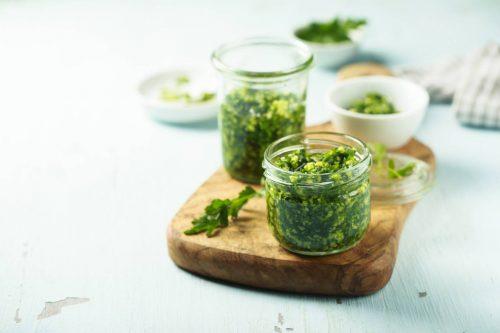 Sauce pesto et grossesse : Peut-on en manger quand on est enceinte ?
