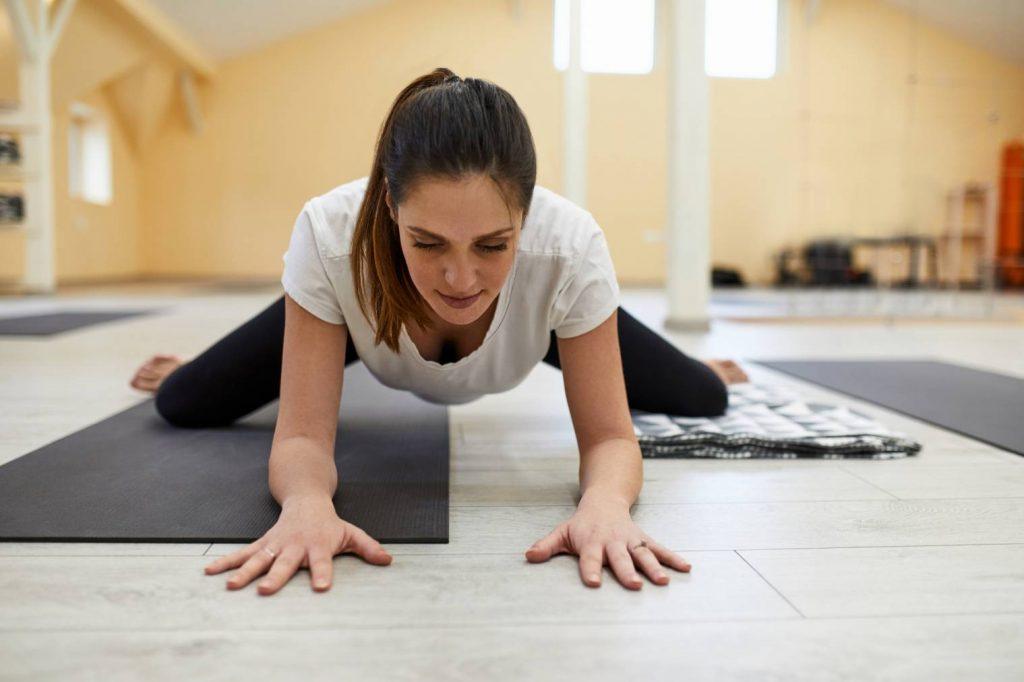 Muscles et grand écart