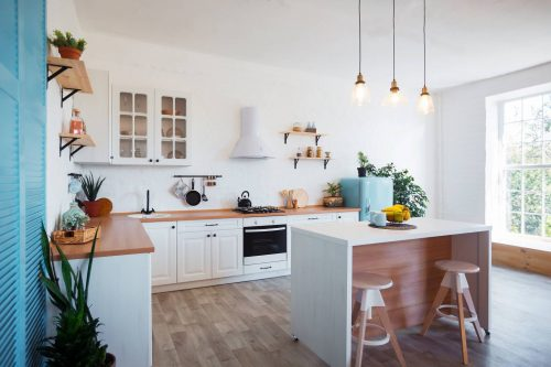 HOME STAGING cusine